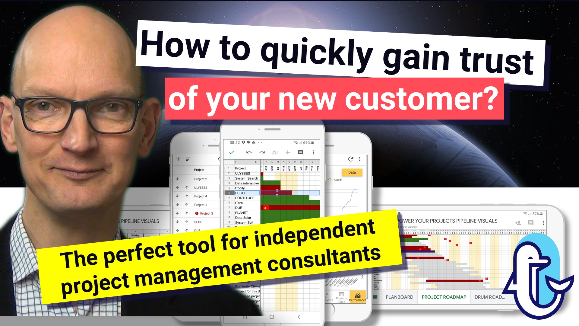 How to quickly gain the trust of your new customer?